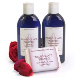 Immaculate Waters (rose)