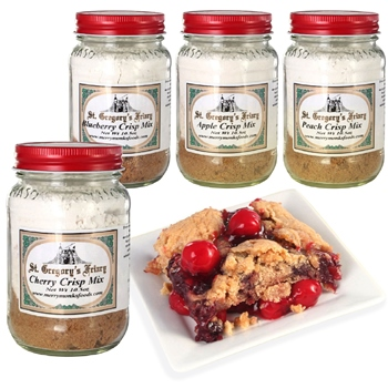Fruit Crisp Mixes