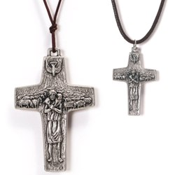 Good Shepherd Cross Pendant