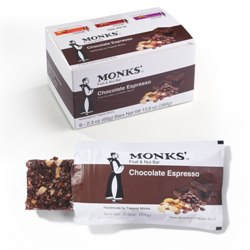 Monks' Chocolate Espresso Bars