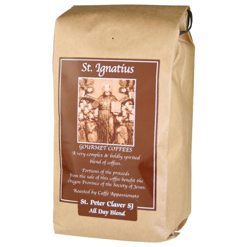 St. Ignatius Gourmet Coffee (ground)