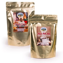 Mystic Monk Hot Chocolate Mixes