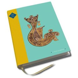 Book of Kells 5-Year Journal (hardcover)