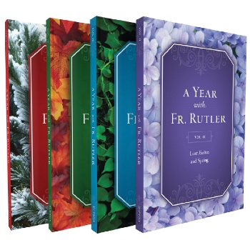 A Year with Fr. Rutler (4-volume set)