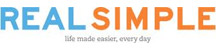 Real Simple logo - life made easier, every day