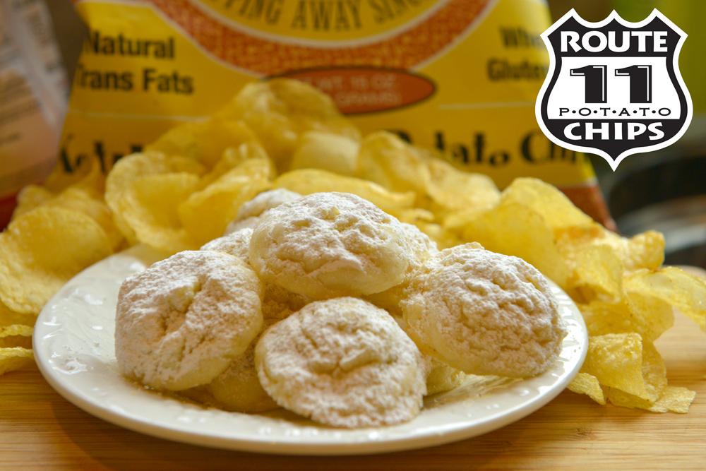 Route 11 Potato Chip Cookies
