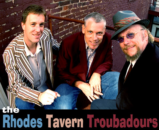 Troubadours CD image cover