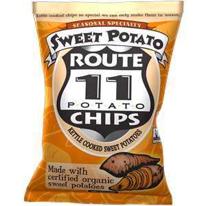 Sweet Potato Chips Case