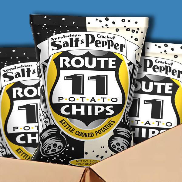 Salt and Pepper Chips Case