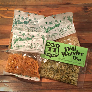 Product Image of Four Pack of Dips