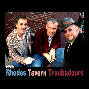 Rhodes Tavern Troubadours CD