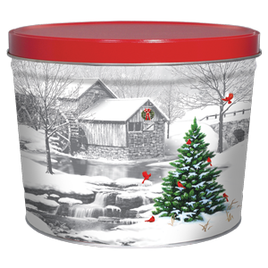 1.5 LB Gristmill Tin of Dill Pickle