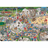 Comic Jigsaw Puzzles
