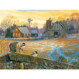 Farm Mascots 300 Large Piece Jigsaw Puzzle
