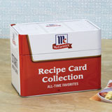 McCormick® Recipe Card Collection