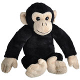 Sound Plush Animals- Chimp