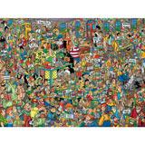 750 Piece Jigsaw Puzzles