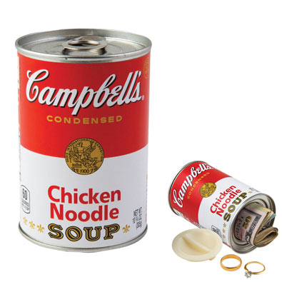 Campbell's Soup Can Safe