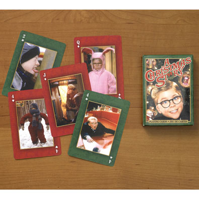 A Christmas Story™ Playing Cards