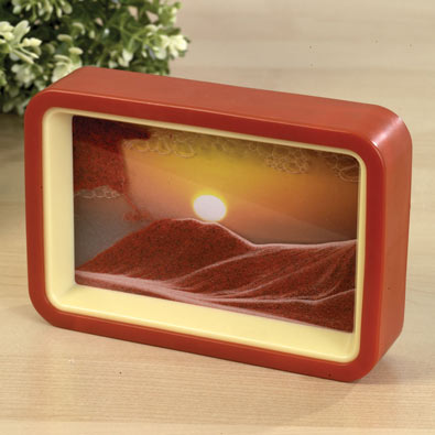 Sunset Sandscape