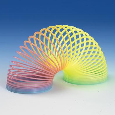 Rainbow Magic Spring Toy
