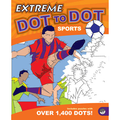 Sports - Extreme Dot to Dot Books