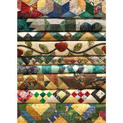 Grandma's Quilts 1000 Piece Jigsaw Puzzle