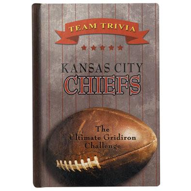 Team Trivia Books - Chiefs