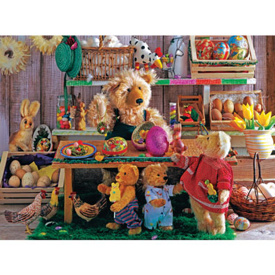 Spring Time 300 Large Piece Jigsaw Puzzle
