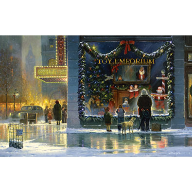 Season of Miracles 550 Piece Jigsaw Puzzle