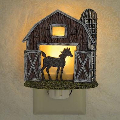 Barn Nightlight