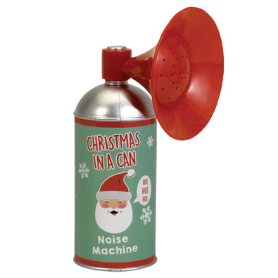 Christmas in a Can Sound Machine
