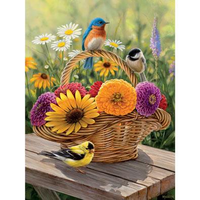 Summer Bouquet 1000 Piece Jigsaw Puzzle