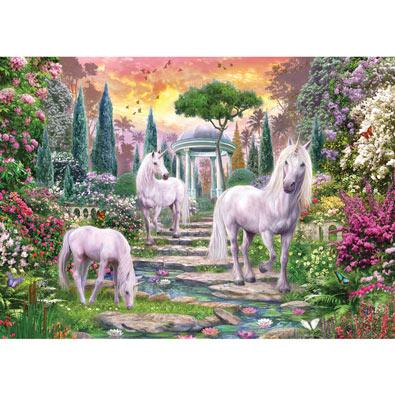 Magic Garden 500 Piece Jigsaw Puzzle