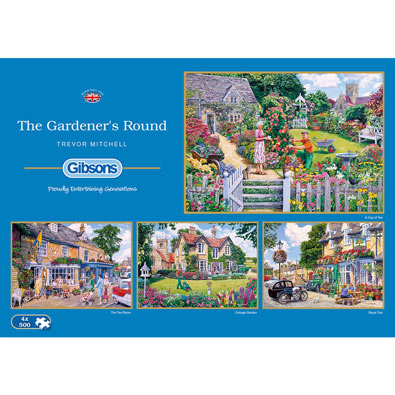The Gardener's Round 4 in 1 Multipack Set