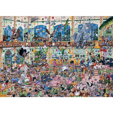 I Love Pets 1000 Piece Jigsaw Puzzle