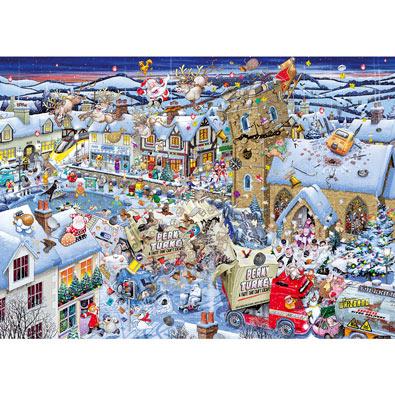 I Love Christmas 1000 Piece Jigsaw Puzzle