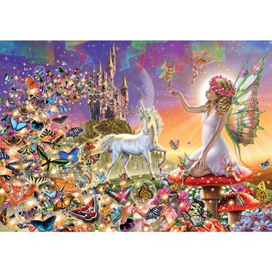 Fairyland 1000 Piece Jigsaw Puzzle
