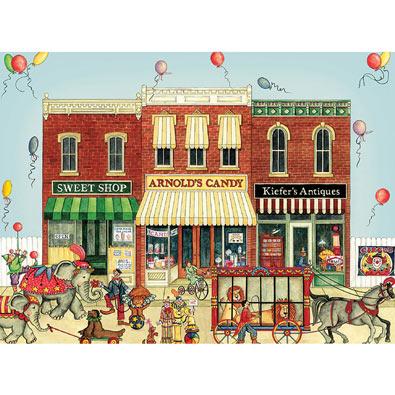 Circus Parade 1000 Piece Jigsaw Puzzle