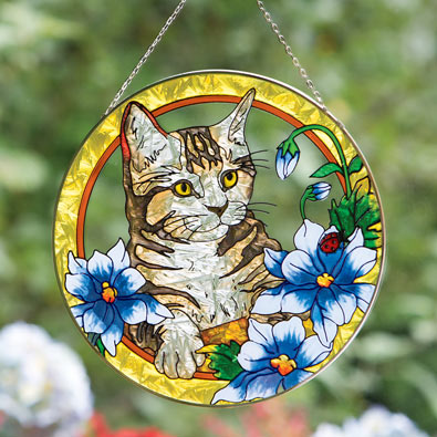 Cat Sun Catcher