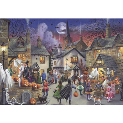 Halloween 1000 Piece Jigsaw Puzzle