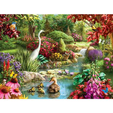 Nature's Embrace 300 Large Piece Jigsaw Puzzle