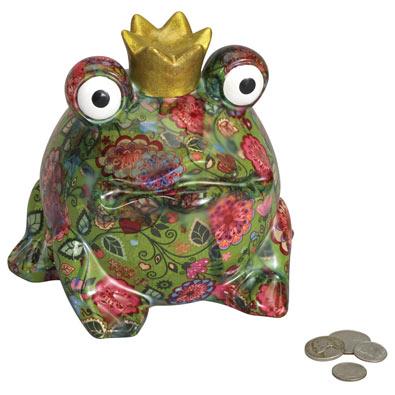 Frog Prince Bank