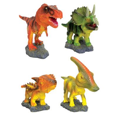 Bobble Head Dinosaurs