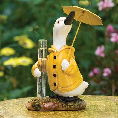 Goose Rain Gauge