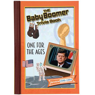 Generational Trivia Book: Baby Boomer