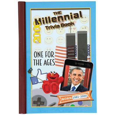 Generational Trivia Book: Millennial