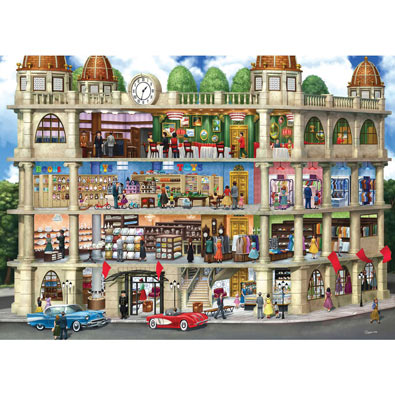 Field's Department Store 1000 Piece Jigsaw Puzzle