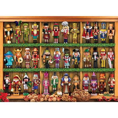 Nutcracker Christmas 1000 Piece Jigsaw Puzzle
