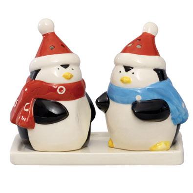 Penguin Shaker Set